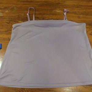 Venezia purple camisole size 14/16